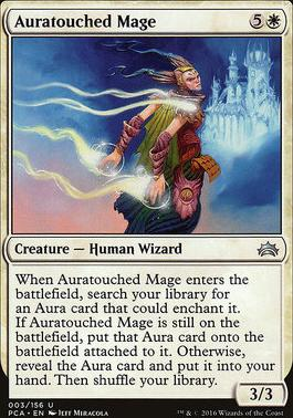 Planechase Anthology: Auratouched Mage