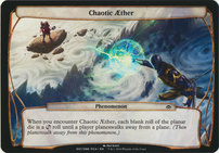 Planechase Anthology: Chaotic Aether (Phenomenon Oversized)