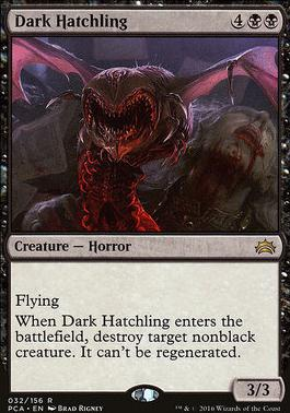 Planechase Anthology: Dark Hatchling