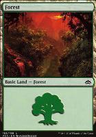 Planechase Anthology: Forest (153 C)