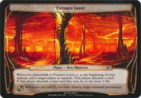Planechase Anthology: Furnace Layer (Plane Oversized)