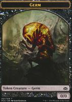 Planechase Anthology: Germ Token - Goblin Token