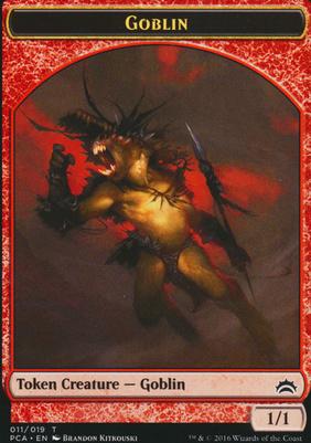Planechase Anthology: Goblin Token - Boar Token