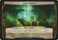 Planechase Anthology: Grand Ossuary (Plane Oversized)