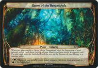 Planechase Anthology: Grove of the Dreampods (Plane Oversized)