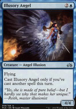 Planechase Anthology: Illusory Angel