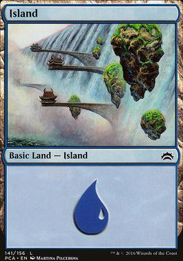 Planechase Anthology: Island (141 E)