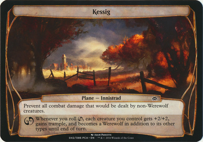 Planechase Anthology: Kessig (Plane Oversized)