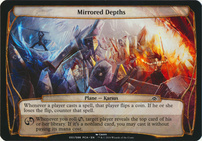 Planechase Anthology: Mirrored Depths (Plane Oversized)