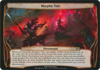 Planechase Anthology: Morphic Tide (Phenomenon Oversized)
