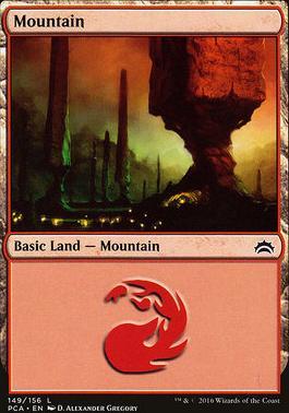 Planechase Anthology: Mountain (149 C)