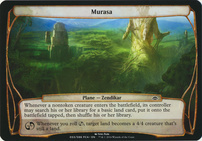 Planechase Anthology: Murasa (Plane Oversized)