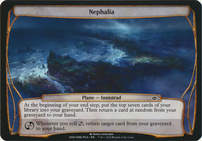 Planechase Anthology: Nephalia (Plane Oversized)