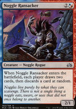 Planechase Anthology: Noggle Ransacker