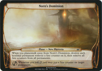 Planechase Anthology: Norn's Dominion (Plane Oversized)