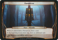Planechase Anthology: Panopticon (Plane Oversized)