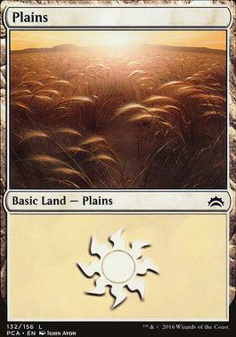 Planechase Anthology: Plains (132 A)