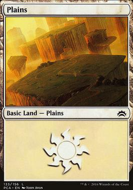 Planechase Anthology: Plains (133 B)