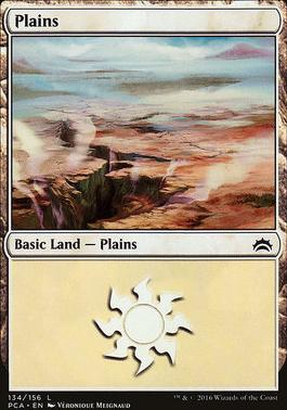Planechase Anthology: Plains (134 C)