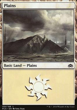 Planechase Anthology: Plains (135 D)