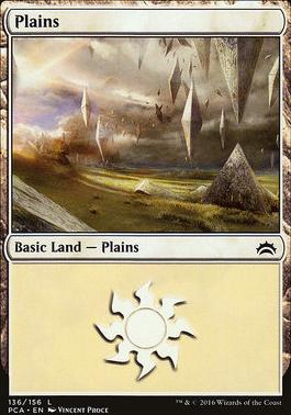 Planechase Anthology: Plains (136 E)
