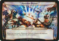 Planechase Anthology: Planewide Disaster (Phenomenon Oversized)