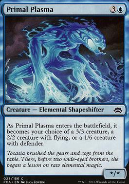 Planechase Anthology: Primal Plasma