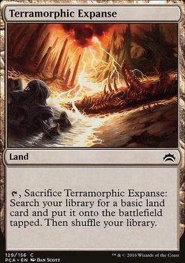 Planechase Anthology: Terramorphic Expanse