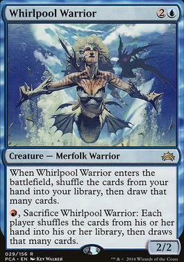 Planechase Anthology: Whirlpool Warrior
