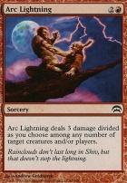 Planechase: Arc Lightning
