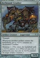 Planechase: Arcbound Crusher