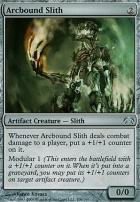 Planechase: Arcbound Slith