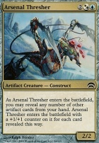 Planechase: Arsenal Thresher
