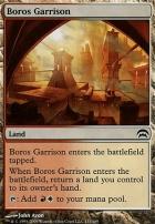 Planechase: Boros Garrison
