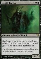 Planechase: Death Baron