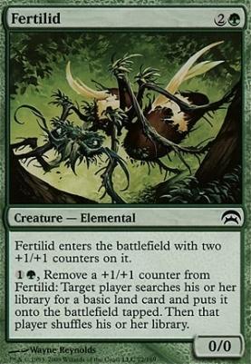 Planechase: Fertilid