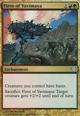 Planechase: Fires of Yavimaya