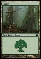 Planechase: Forest (168 D)