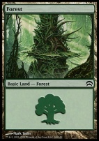 Planechase: Forest (169 E)