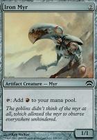 Planechase: Iron Myr
