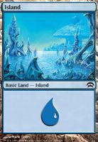 Planechase: Island (147 A)