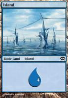 Planechase: Island (148 B)