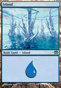 Planechase: Island (150 D)