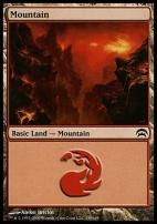 Planechase: Mountain (158 C)