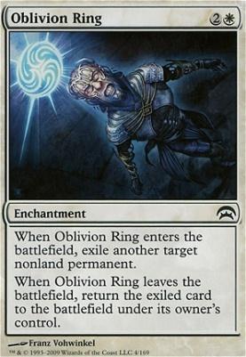 Planechase: Oblivion Ring