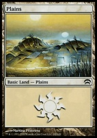 Planechase: Plains (142 A)
