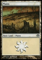 Planechase: Plains (143 B)