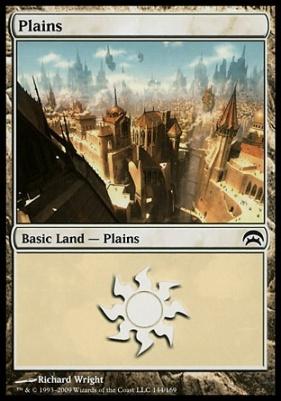 Planechase: Plains (144 C)