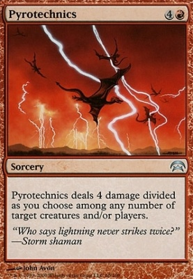 Planechase: Pyrotechnics