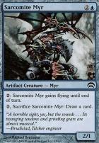 Planechase: Sarcomite Myr